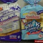 Gardenia and Sunshine milk bread