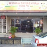 Kuan Yin vegetarian restaurant in Section 17 at Petaling Jaya