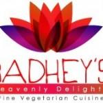 Radheys Heavenly Delights logo
