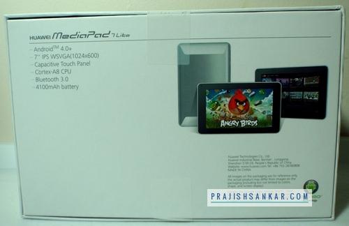 Huawei MediaPad 7 Lite, Model S7-931w